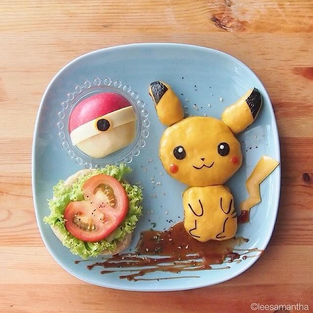 pokemony-dzieci_gotuja-jedzenie_dla_dzieci-food_art-funny_food-kanapki-jako_sadzone-samantha_lee-posilek_dla_niejadka.jpg