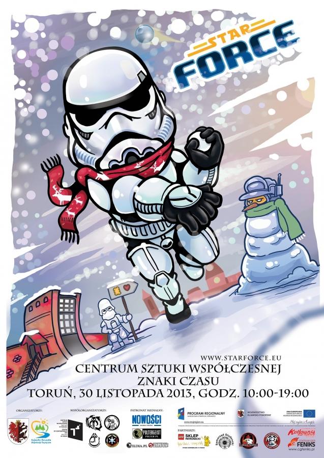 starForce_2013-gwiezdne_wojny-zjazd_fanow_star_wars-zajecia_artystyczne_dla_dzieci-wydarzenia_kulturalne_dla_dzieci.jpg